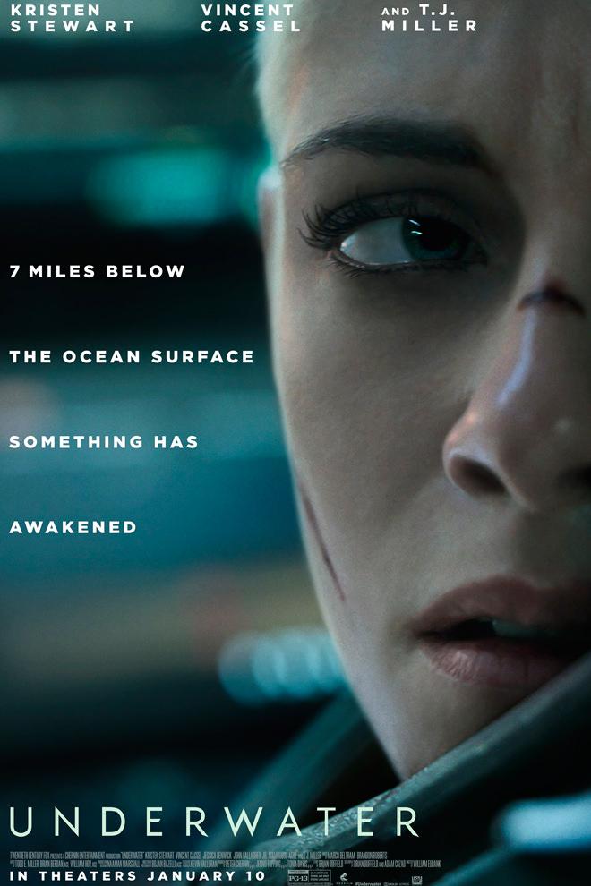 Poster de la Película: Underwater
