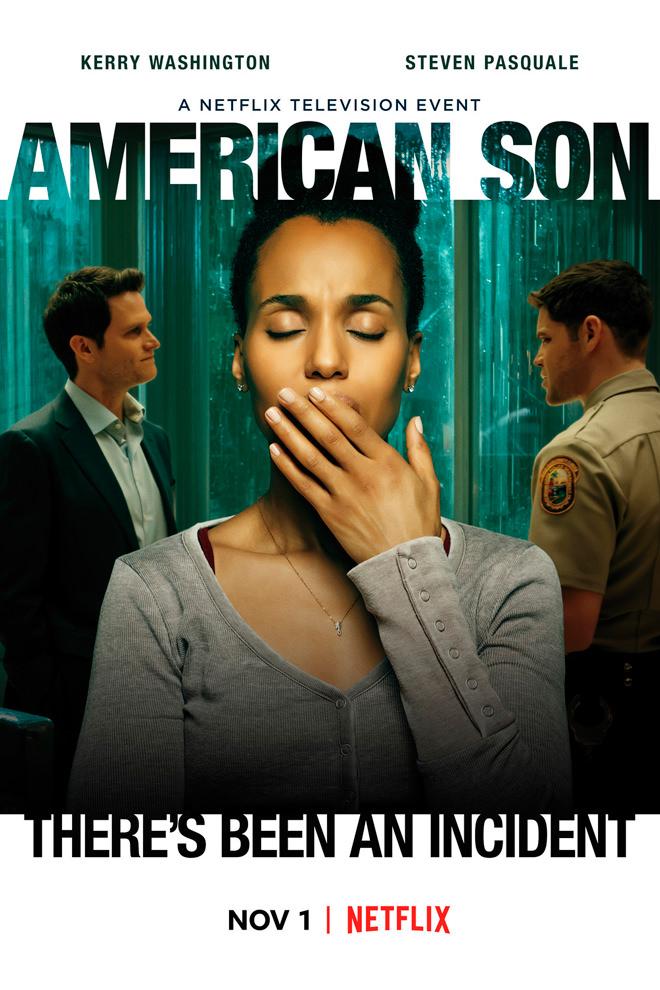 Poster de la Película: American Son (2019)