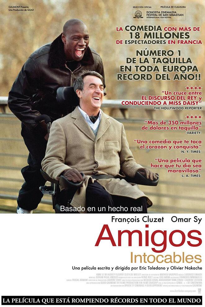 Poster De La Pel 237 Cula Amigos Intocables