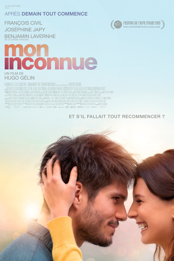 Poster de la Película: Mon inconnue