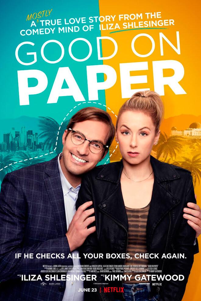 Poster de la Película: Good on Paper