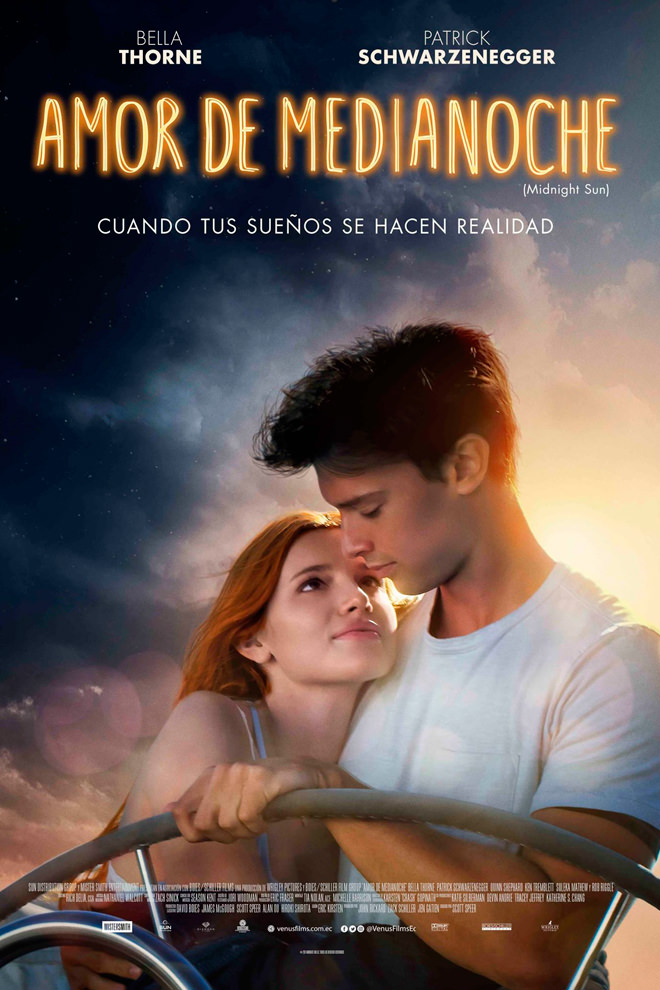 Poster de la Película: Midnight Sun