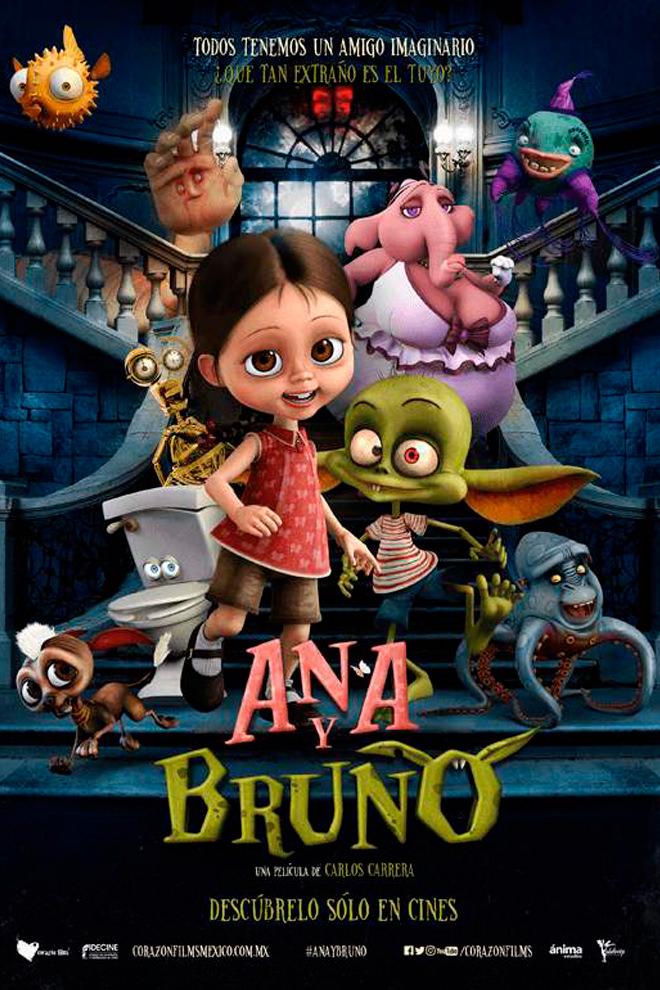 Poster de la Película: Ana y Bruno