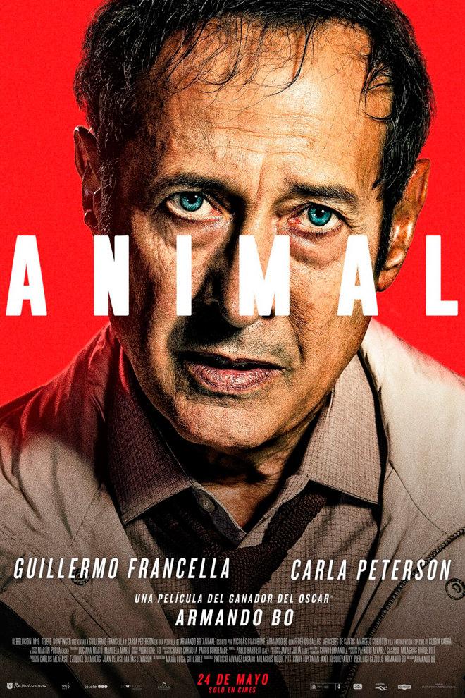 Poster de la Película: Animal (2018)