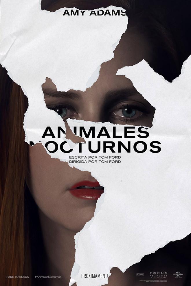 Poster de la Película: Nocturnal Animals