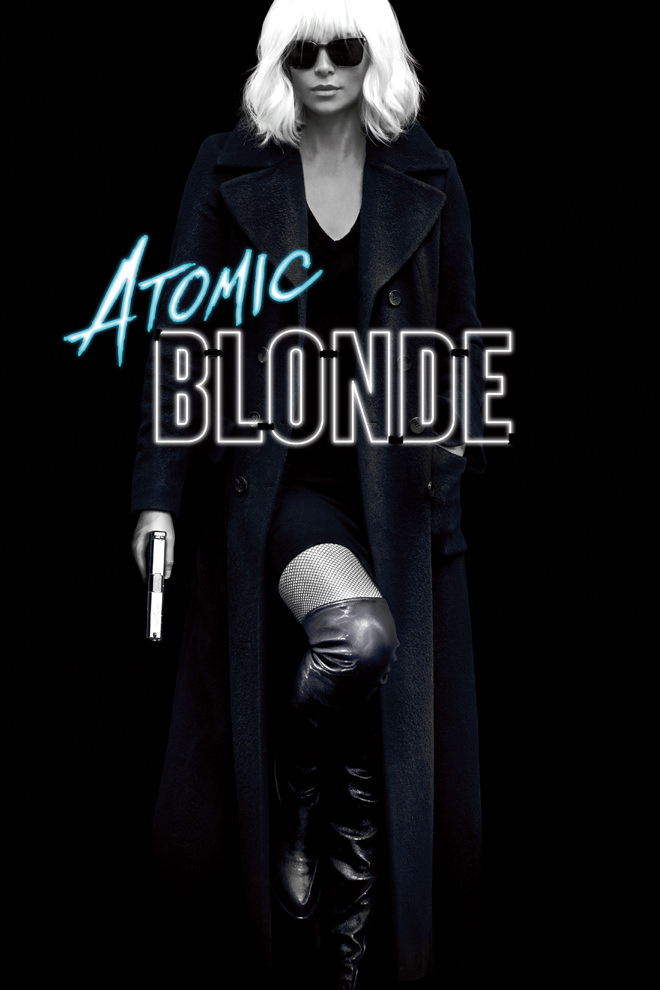 Poster de la Película: Atomic Blonde
