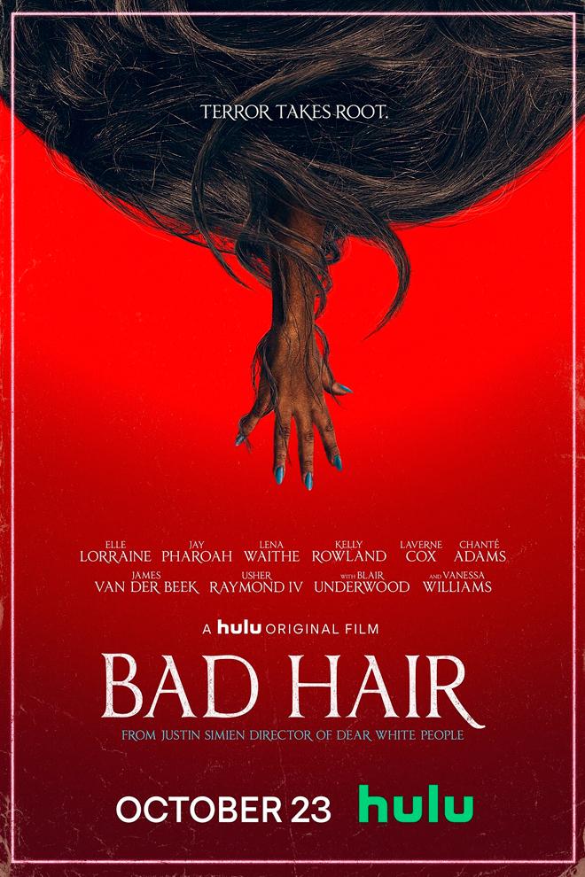 Poster de la Película: Bad Hair (2020)