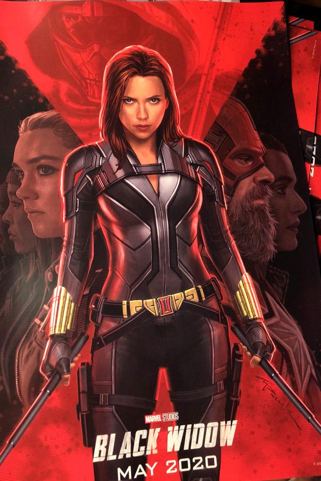 Poster de la Película: Black Widow (2020)