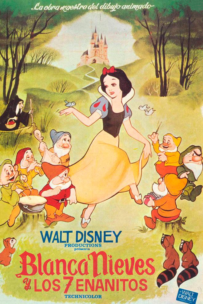 Poster de la Película: Blancanieves y los Siete Enanitos