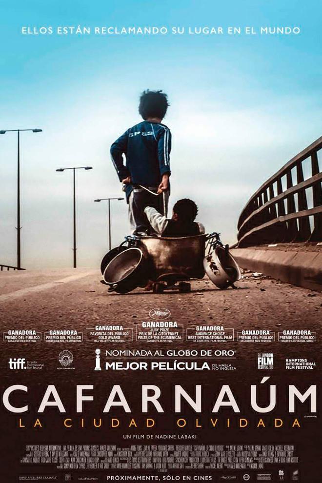 Poster de la Película: Cafarnaúm