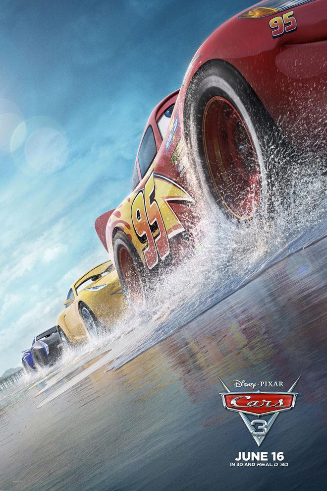 Poster de la Película: Cars 3