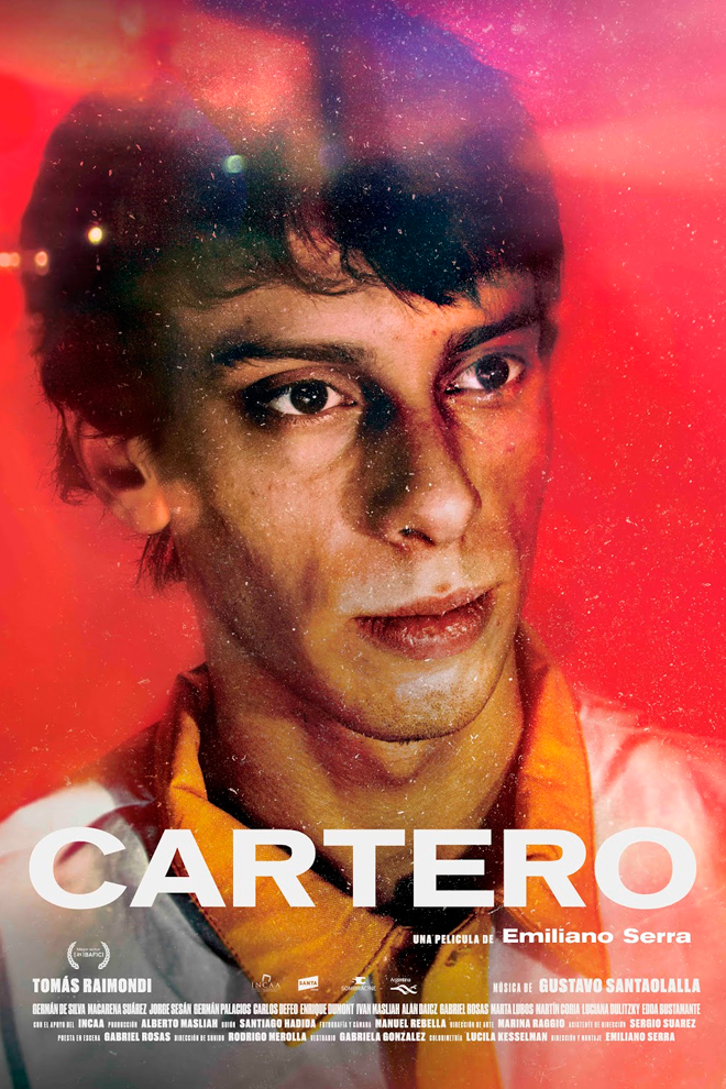 Poster de la Película: Cartero