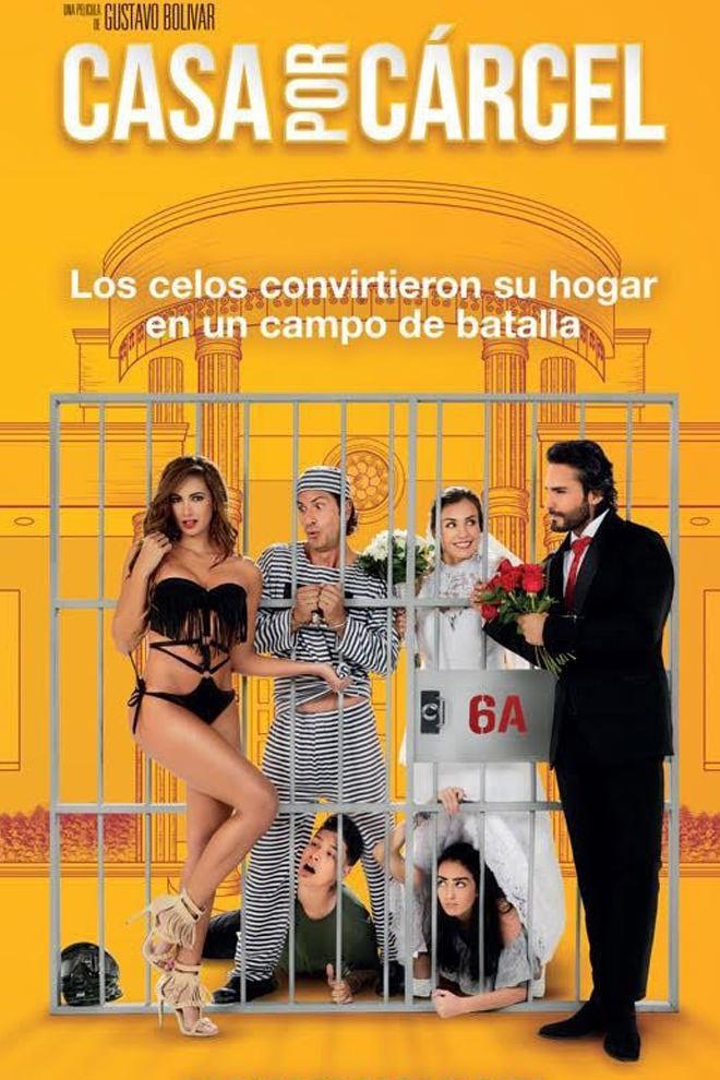 Poster de la Película: Casa por Cárcel