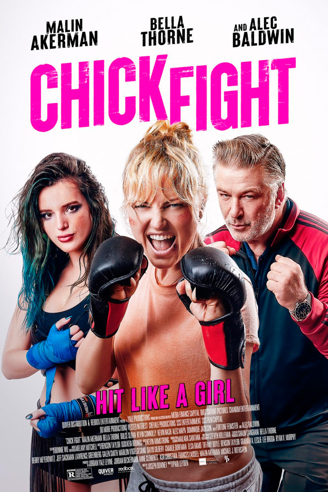 Poster de la Película: Chick Fight