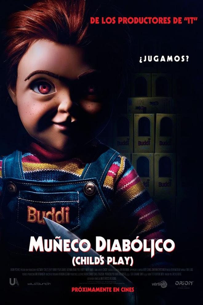 Poster De La Pel 237 Cula Chucky El Mu 241 Eco Diab 243 Lico 2019
