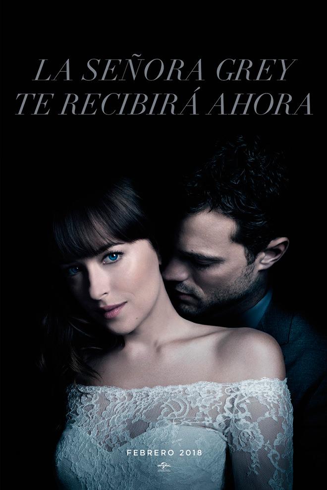 Poster de la Película: Cincuenta Sombras Liberadas