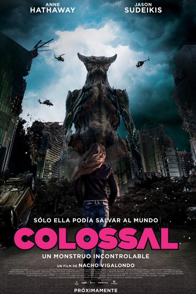 Poster de la Película: Colossal (2017)