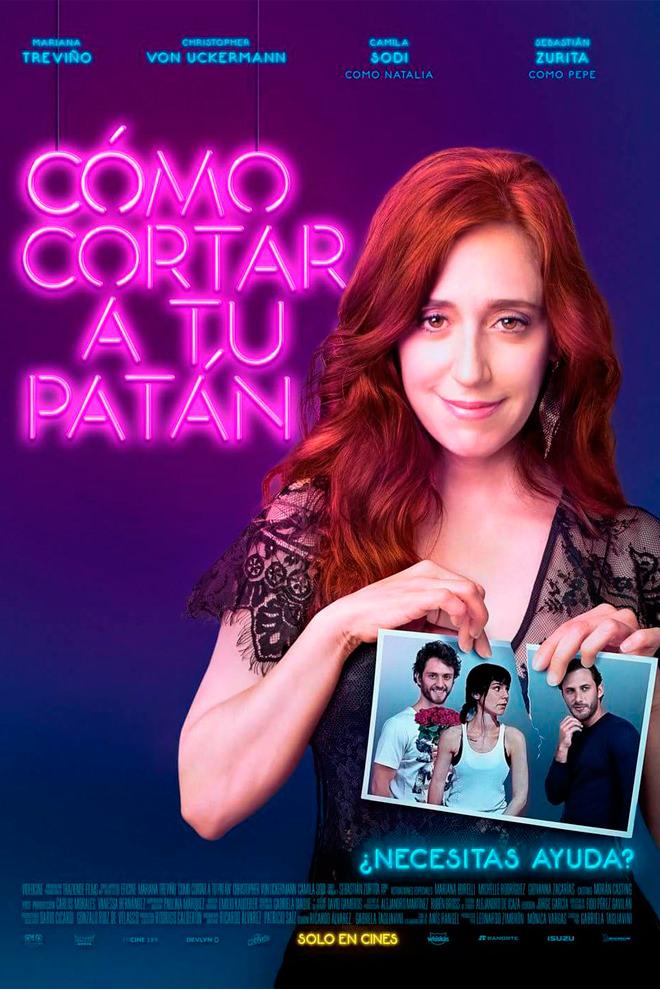 Poster de la Película: Cómo Cortar a tu Patán