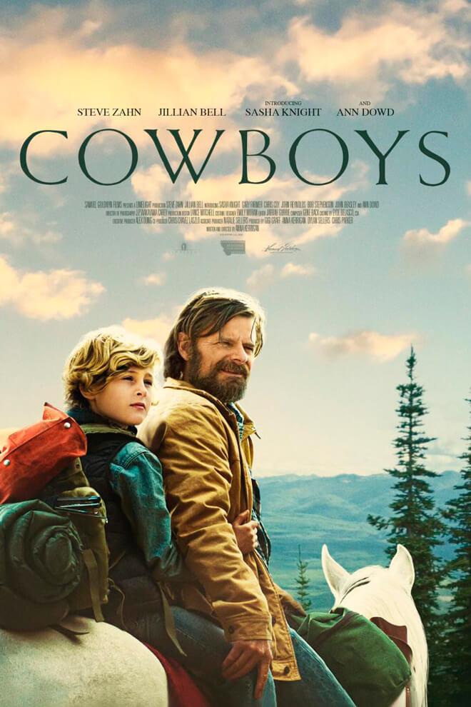 Poster de la Película: Cowboys (2021)