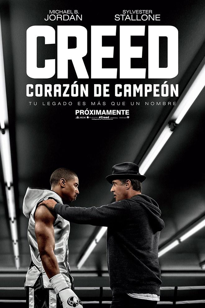 Poster De La Pel 237 Cula Creed Coraz 243 N De Campe 243 N