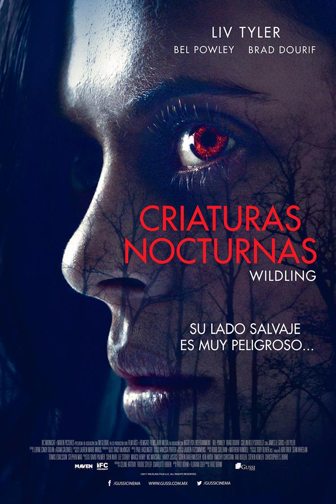 Poster de la Película: Criaturas Nocturnas