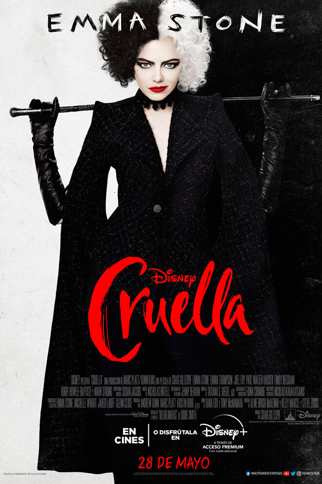 Poster de la Película: Cruella