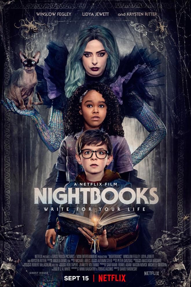 Poster de la Película: Cuentos al Caer la Noche