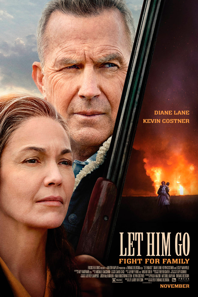 Poster de la Película: Let Him Go
