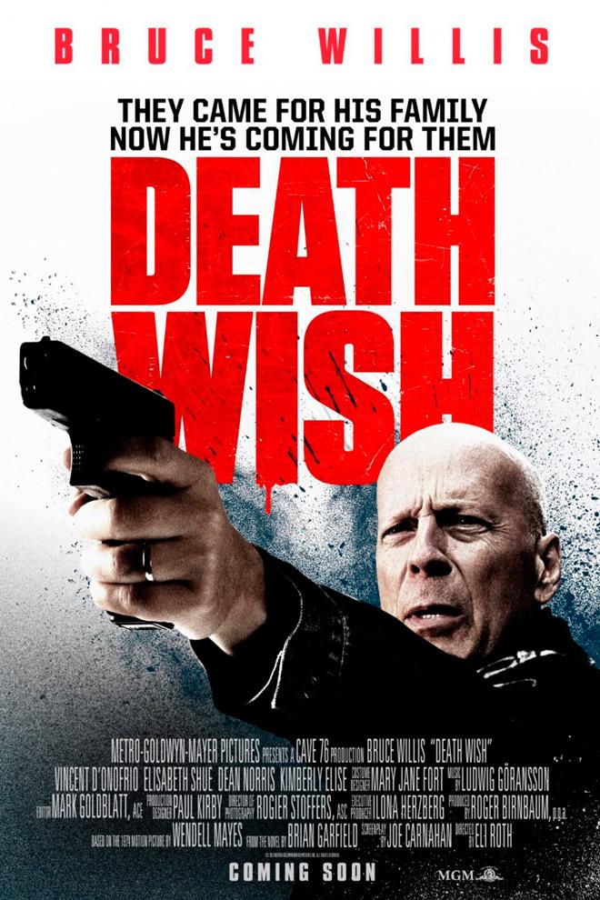 Poster de la Película: Deseo de Matar