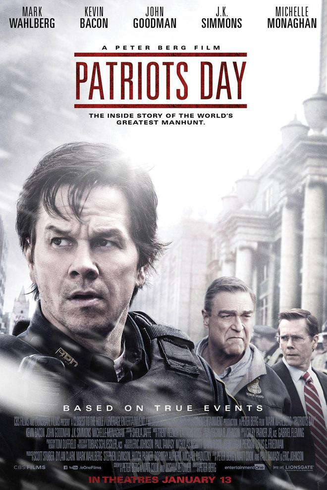 Poster de la Película: Día de Héroes