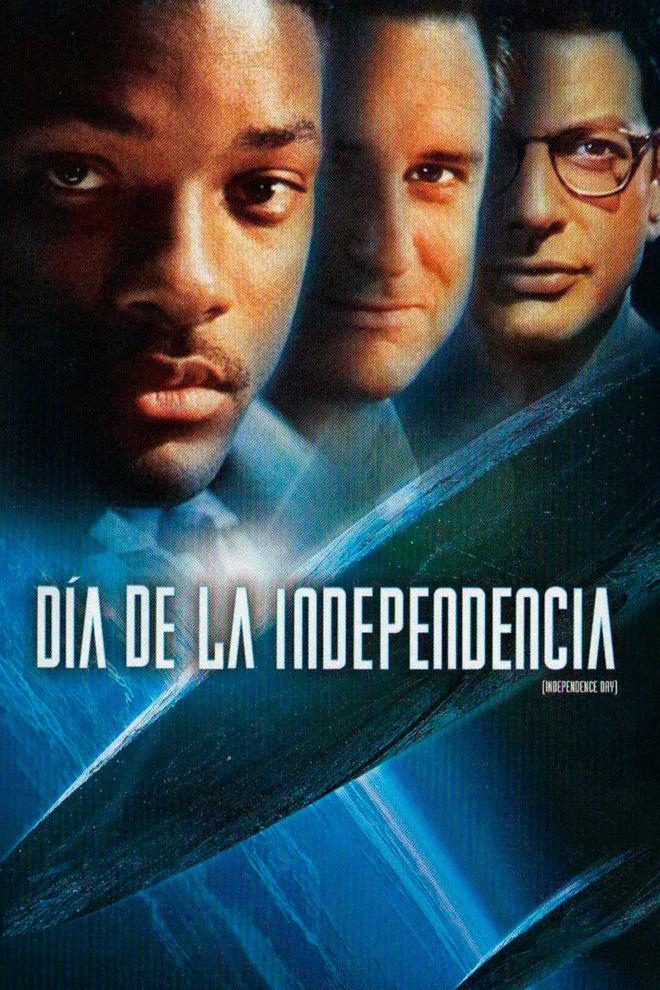 Poster de la Película: Día de la Independencia