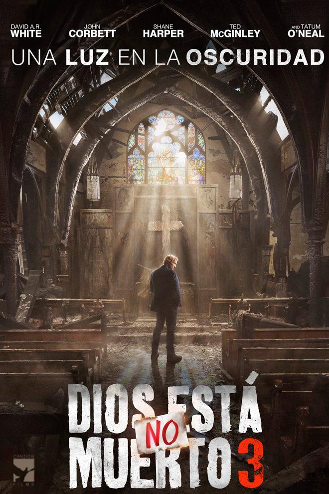 Poster de la Película: Dios No Está Muerto 3