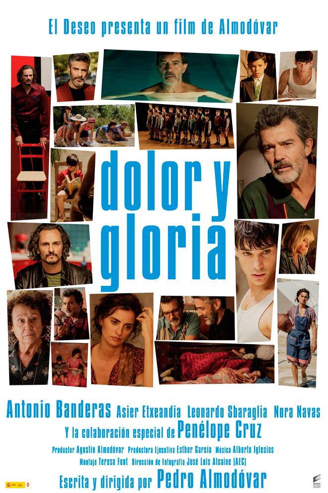 Poster de la Película: Dolor y Gloria