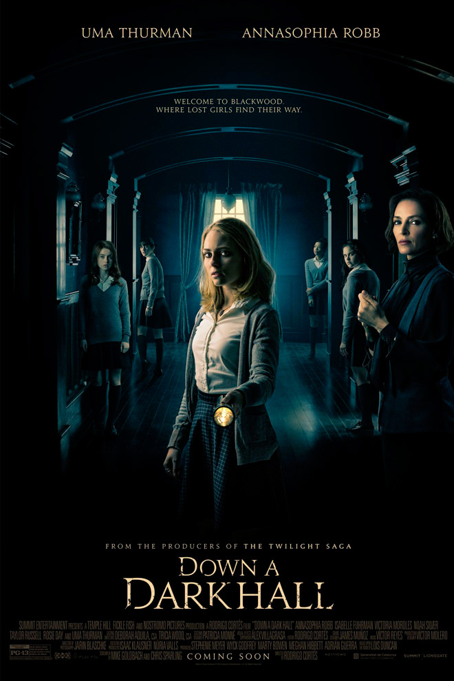 Poster de la Película: Down a Dark Hall