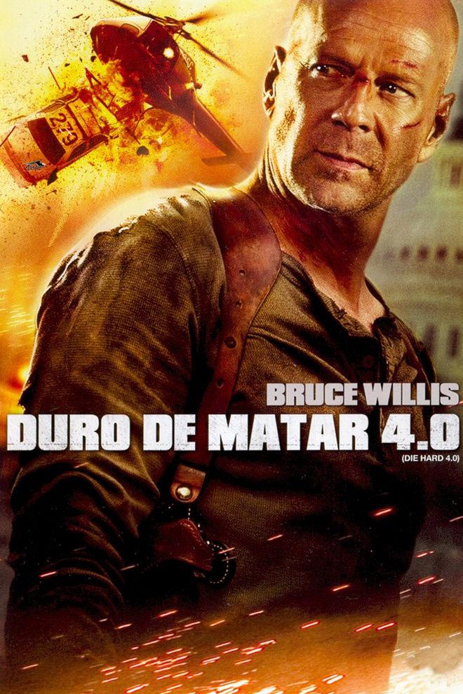 Poster de la Película: Duro de Matar 4.0