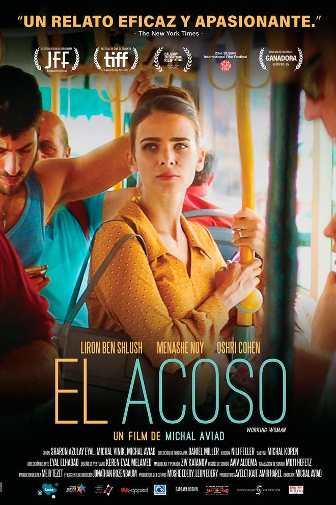 Poster de la Película: El Acoso (2019)