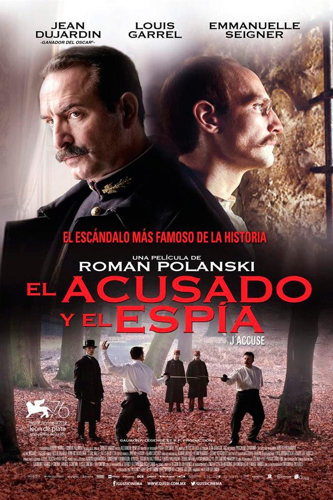 Poster de la Película: El Oficial y el Espía