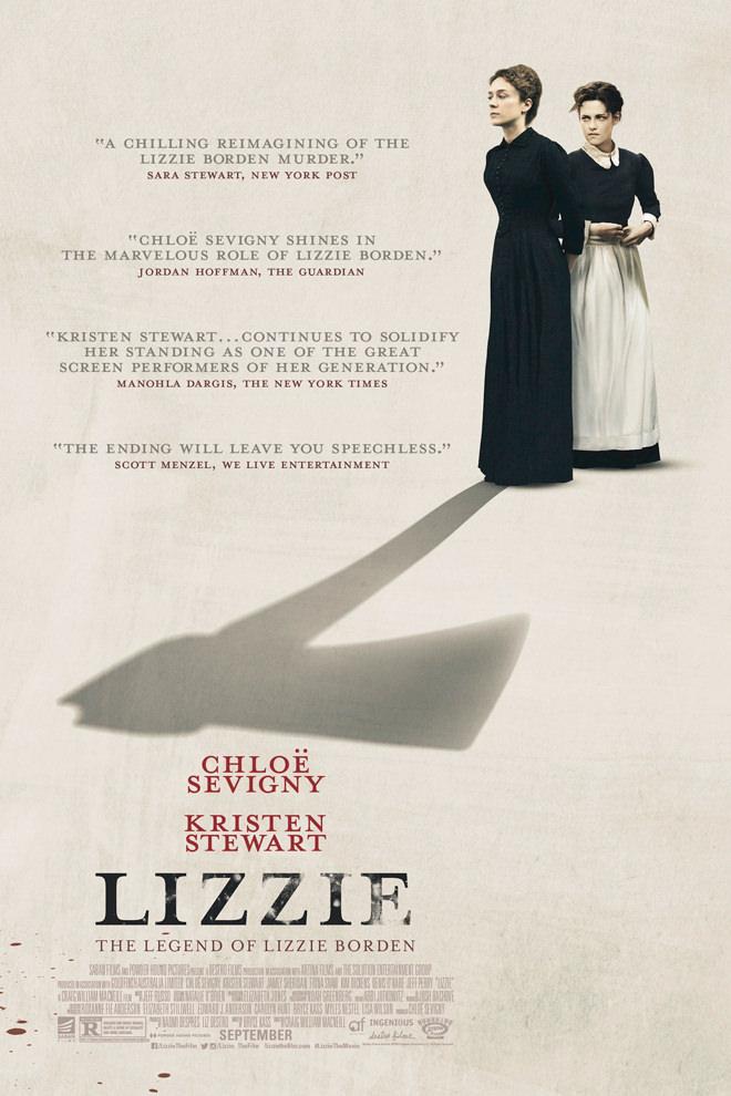 Poster de la Película: Lizzie (2018)