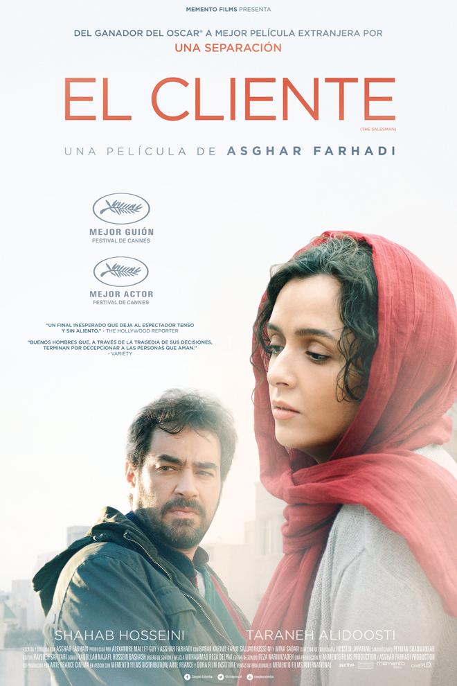Poster de la Película: El Cliente (2016)