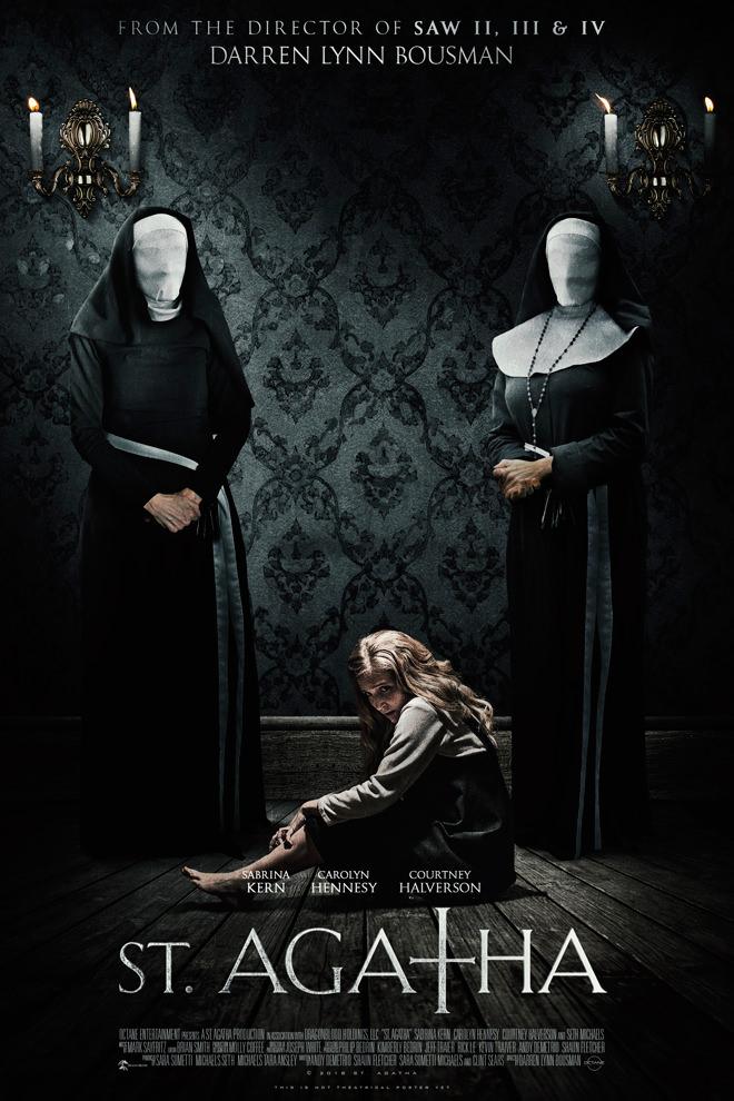 Poster de la Película: El Convento (2019)