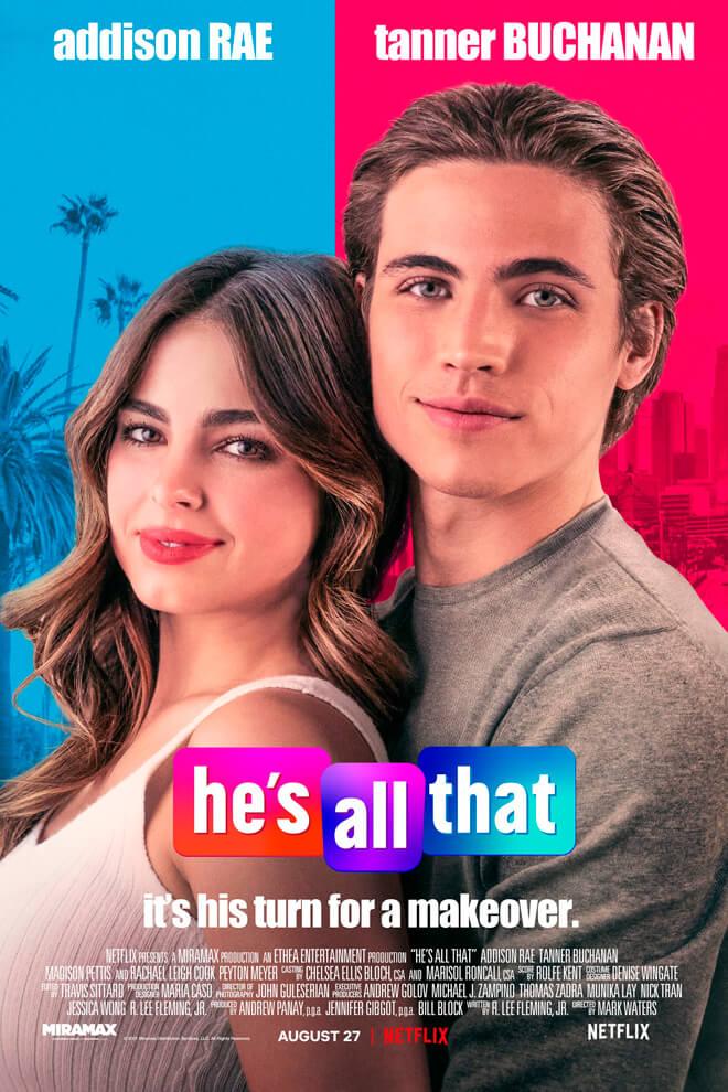 Poster de la Película: He's All That