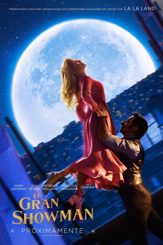 Poster De La Pel 237 Cula El Gran Showman