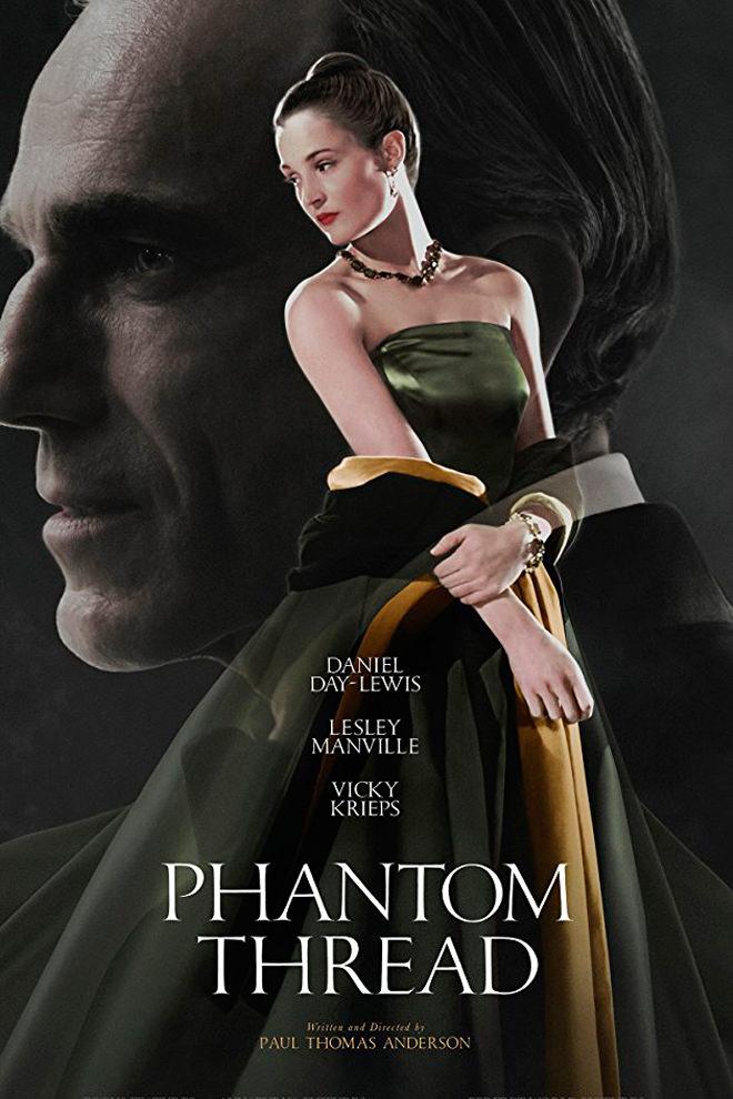 Poster de la Película: El Hilo Fantasma