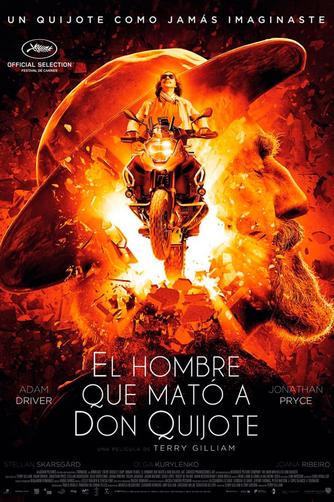 Poster de la Película: El Hombre que Mató a Don Quijote