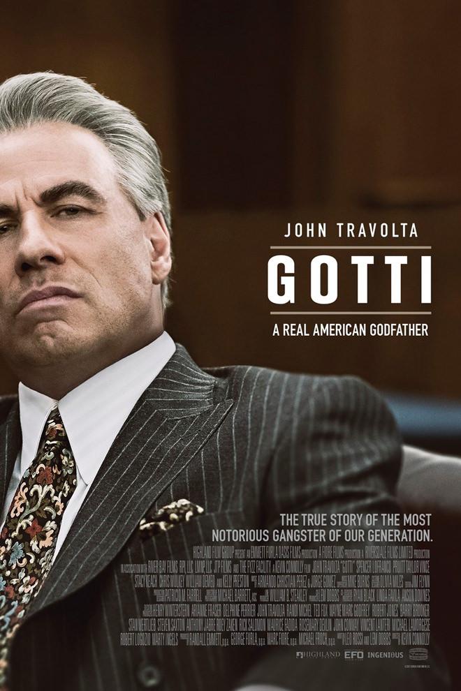 Poster de la Película: El Jefe de la Mafia: Gotti