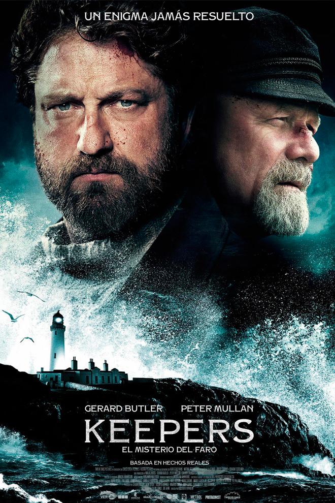 Poster de la Película: The Vanishing (2019)