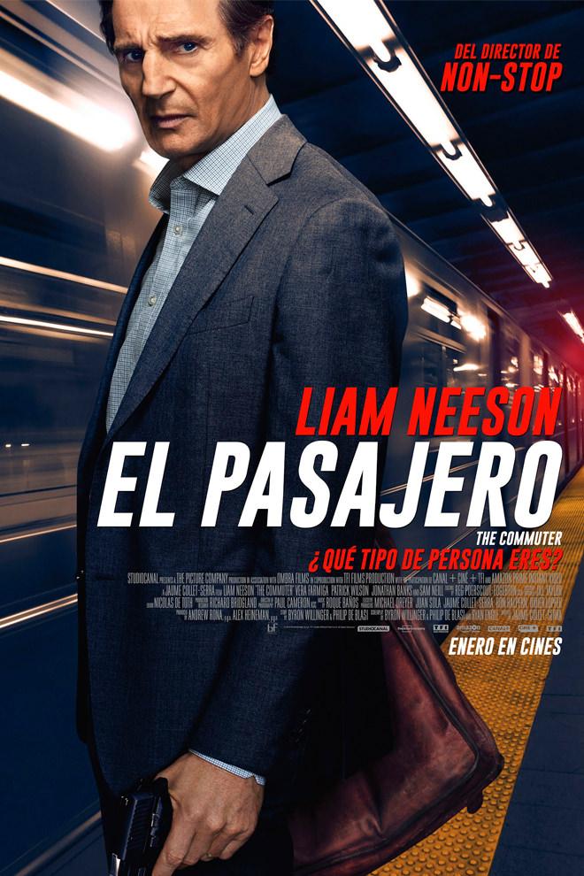 Poster De La Pel 237 Cula El Pasajero 2018