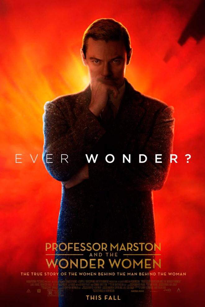 Poster de la Película: Professor Marston and the Wonder Women