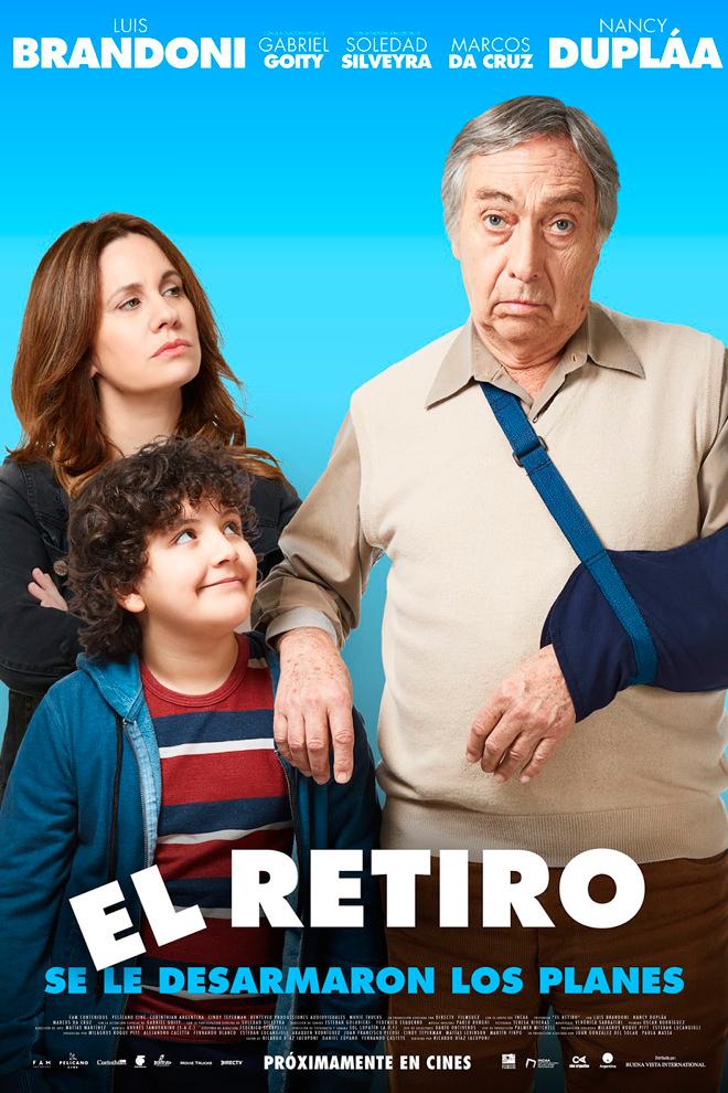 Poster de la Película: El Retiro