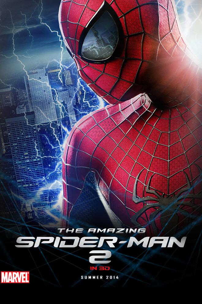 Poster de la Película: El Sorprendente Hombre Araña 2: La Amenaza de Electro